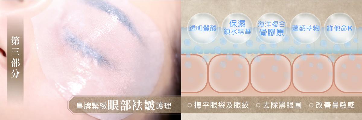 Inzpire 經絡磁療活眼經療法 優惠推廣 眼部美白抗皺 去眼袋 去黑眼圈
