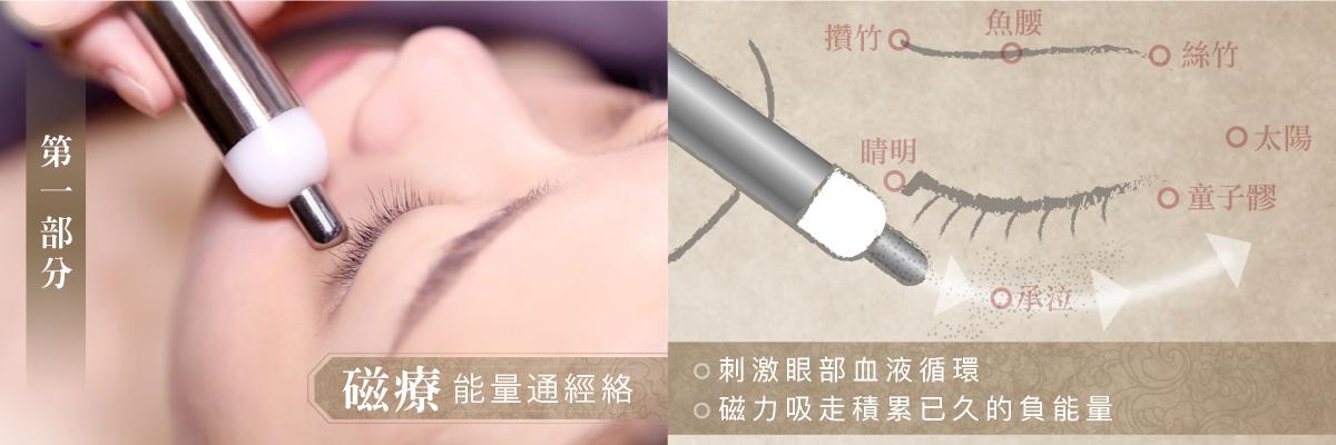 Inzpire 經絡磁療活眼經療法 優惠推廣 眼部通經絡 去眼袋 去黑眼圈